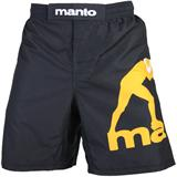 Manto Pro &quot;Logo&quot; Shorts (Black)